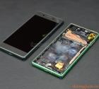 Thay màn hình nguyên bộ Sony X (F5122) Chính hãng (gồm cả vành viền Benzel)