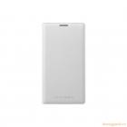 Bao Da Samsung Galaxy Note 3 Flip Wallet Cover Chính Hãng_Màu Trắng