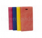 Bao Da iPhone 5S/ iPhone 5 ( Hiệu Groospery, Leather Flip Diary Case )