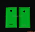 Nắp lưng (nắp đậy pin) Microsoft Lumia 435, Lumia 532 Màu Xanh Lá Cây Original Back Cover