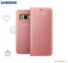 Bao da Samsung Galaxy S8/ G950 Led View Cover (màu hồng)