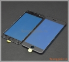 Thay kính (ép kính) iPhone  6 Plus màu đen (có sẵn gioăng nhựa)