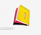 Vỏ ốp lưng bóng nhiều màu Rock(nakedshell Naked Color-ful series) cho Nokia Lumia 800