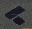 Miếng kính sau lưng và miếng kính mặt bàn phím Nokia 8800 Arte Carbon (Đen)