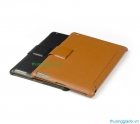 Bao Da iPad 2  (Hiệu HOCAR) Leather Case