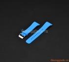 Dây đeo tay thay thế cho đồng hồ Samsung Gear Fit 2 R360 màu xanh da trời nhạt