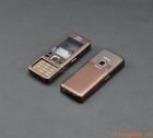 Thay thế bộ vỏ Nokia 6300 màu nâu cà phê