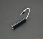 Cáp chia USB 3.0 (1 ra 3)+cổng cắm mạng Lan