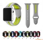 Dây đồng hồ Apple Watch 38mm (kẻ sọc giữa)