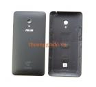 Nắp lưng, nắp đậy pin, vỏ Asus Zenfone 6 A600 Màu Đen Back Cover