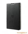 Bao Da Blackberry Passport Q30 Chính Hãng Leather Flip Case