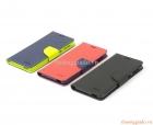 Bao Da HTC Desire 728 MERCURY Flip Leather Case
