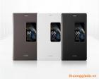 """Bao Da Huawei P8 (5.2"""") Flip Cover with Smart Window Series Chính Hãng"""