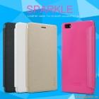 Bao Da Huawei P8 Lite (Hiệu NillKin, Sparkle Series)