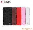 Bao Da iPhone 5S/ iPhone 5 ( Hiệu Hoco-Duke Series-Nắp gập ngang )
