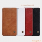 Bao Da Microsoft Lumia 950 ( NillKin QIN Leather Case )