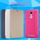 Bao Da Redmi Note  3 ( Hiệu NillKin, Sparkle Series )