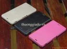 Bao Da Sony Xperia Z3/ L55/ D6603 ( Hiệu X-Level, FIBColor )
