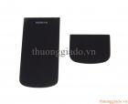 Bộ mặt kính cho Nokia 8800 Carbon Arte (Màu xám đen)