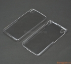 Ốp lưng nhựa cứng trong suốt cho Blackberry DTEK50