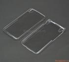 Ốp lưng Blackberry DTEK50 nhựa cứng trong suốt