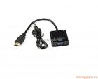Cáp chuyển đổi từ HDMI sang VGA