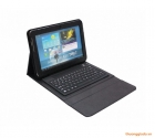 Bao Da Kèm Bàn Phím Bluetooth cho Samsung Galaxy Tab P1000,P3100,P6200