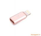 Đầu chuyển đổi từ Micro USB sang Lightning (Hiệu HOCO)