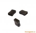 Đầu nối tiếp HDMI (2 đầu đều là đầu cái HDMI)