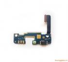 Thay thế bo cáp chân sạc+míc nghe gọi đàm thoại HTC Butterfly S (htc 901e)