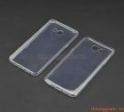 Ốp lưng silicoen Samsung Galaxy C9 (loại siêu mỏng, ultra thin soft case)