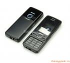 Bộ vỏ Nokia 6300 màu đen
