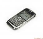 Vỏ Nokia E71 xám lông chuột Original Housing