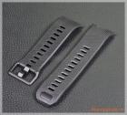 Dây đồng hồ thông minh Fitbit Ionic (cao su, màu đen)