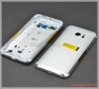 Thay vỏ HTC M10 màu trắng bạc