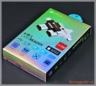 Đầu đọc thẻ COTEETCI 4 in 1 card reader (hỗ trợ lightning, micro usb, type-c usb)
