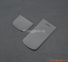 Miếng dán da màu đen cho Nokia 8800 Sapphire Arte, Carbon Arte, Gold Arte (vân to)