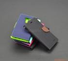 """Bao da cầm tay cho Asus Zenfone 3 (5.5"""")-ZE552KL, Hiệu MERCURY (new fancy diary case)"""