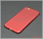 """Ốp lưng nhựa cứng iPhone 7 (4.7"""") màu đỏ, Touch Series"""