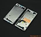 Thay vành viền Benzel Sony Xperia M5 màu trắng chrome