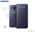 Bao da Samsung Galaxy S8/ G950 Led View Cover (màu tím Violet)