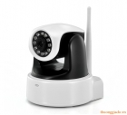Camera IP Wireless P2P (xoay 360 độ, kết nối wifi)