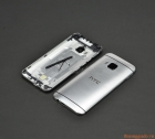 Thay vỏ HTC One M9 (nắp lưng, nắp đậy pin), màu trắng bạc