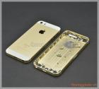Thay vỏ iPhone SE màu vàng champagne