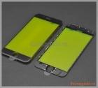 Thay mặt kính (ép kính) màn hình iPhone 6 màu đen(có sẵn gioăng nhựa)