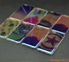 Ốp lưng silicone iPhone  6 Plus, iPhone  6S Plus, ốp thời trang với mặt lưng in hình 3D
