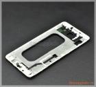 Thay viền bracket Samsung Galaxy C9 màu trắng