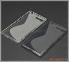 Ốp lưng silicone Sony Xperia XZ Premium (hiệu S-Line)