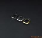 Ốp bảo vệ vành viền cho Apple Watch 38mm (thế hệ 1), chất liệu nhựa