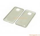 Ốp lưng silicon siêu mỏng cho LG X Cam (ultra thin soft case)